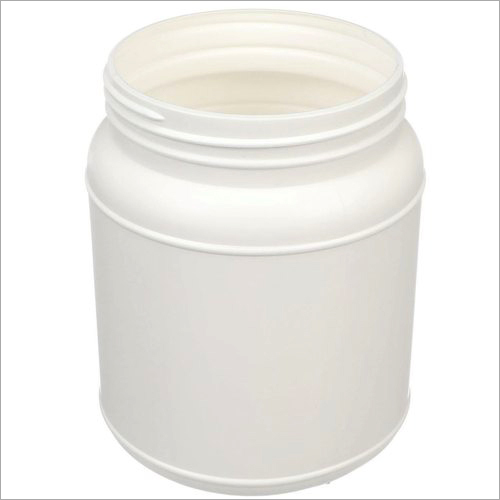 100 ml White HDPE Jar