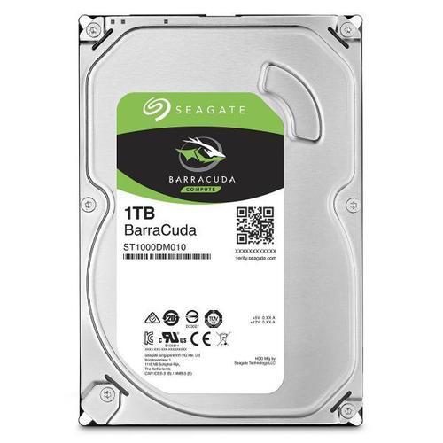 Seagate 1TB SATA Internal Hard Disk Surveillance (Skyhawk)