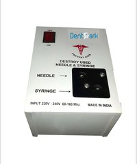 DENTMARK DENTAL DESTROY USED NEEDLE & SYRINGE