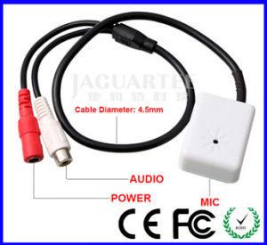 Audio Mic Box Type For CCTV