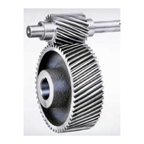Steel Helical Gear
