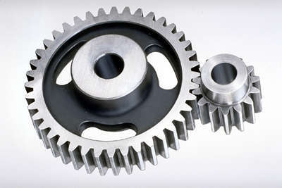 Steel Spur Gears