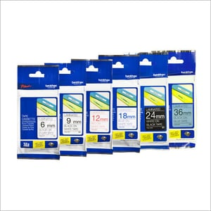 Standard Laminated TZe Tapes