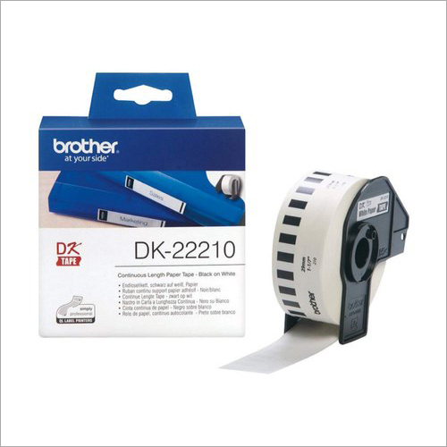 DK-22210 DK Rolls for Brother Thermal Printer