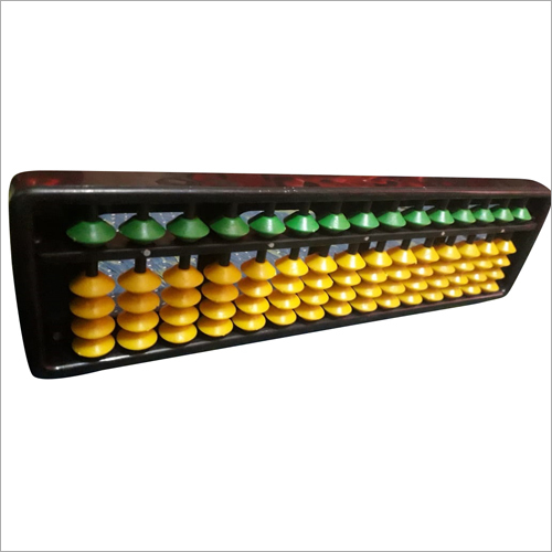 15 Rod Dual Color Student Abacus