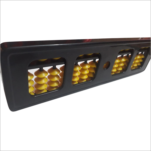 15 Rod Yellow Student Abacus