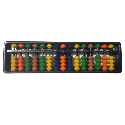 15 Rod Multicolour Student Abacus
