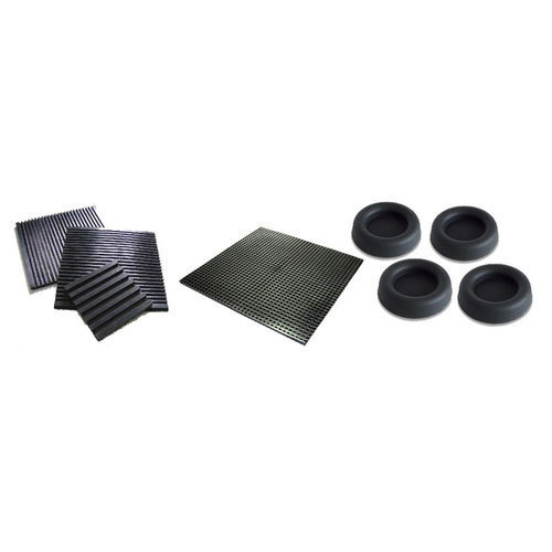 Rubber and Plastic  Mounting Pad