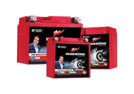 Massimo Two Wheeler Batteries