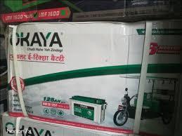 OKAYA 100Ah Tubular E-Rickshaw Battery