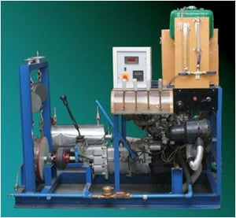 Multi Cylinder Four Stroke Petrol Engine Test Rig