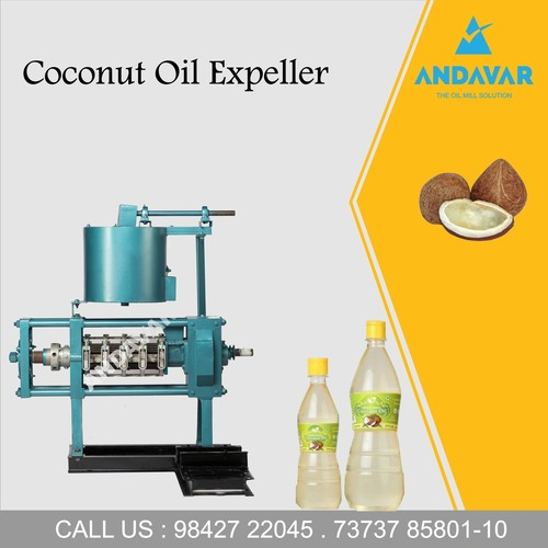 Coconut Oil Expeller