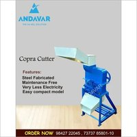 Mild Steel Copra Cutting Machine