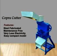 Mild Steel Copra Cutting Machine