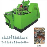 screw cold header machine