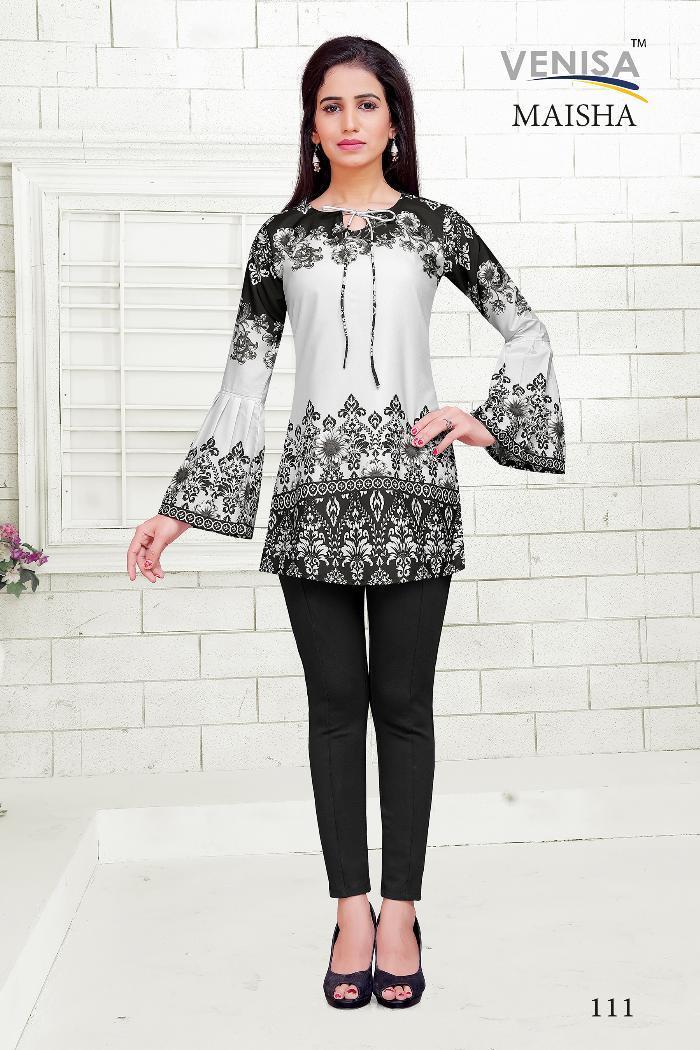 Designer Top ( Venisa Maisha )