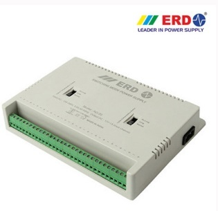 ERD CCTV Camera Power Supply 16 Channel AD 33