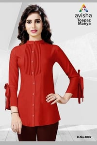 Designer Top ( Venisa Toaz Manya )