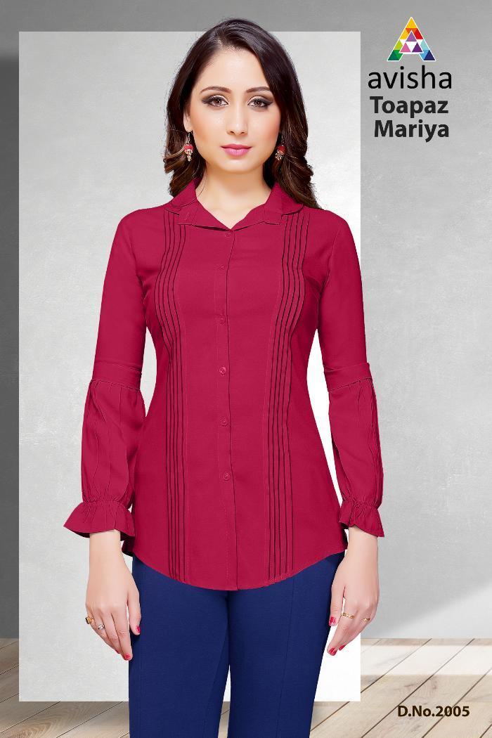 Designer Top (Venisa Topaz Mariya )