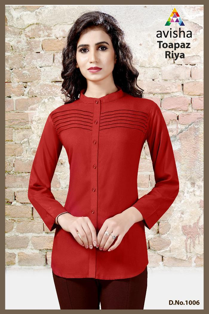 Designer Top ( Venisa Topaz Riya )