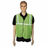 Kasa Life Safety Jacket 1 Inch Fabric Green, 60 GSM