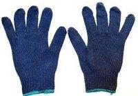 Knitted Hand Gloves 60 Gram Blue
