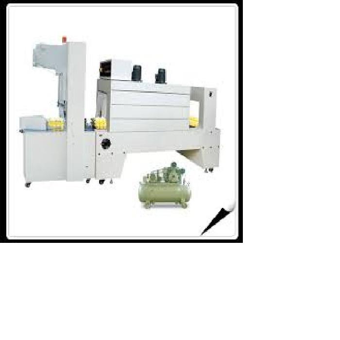 Semi &Automatic Sleeve wrapper machine