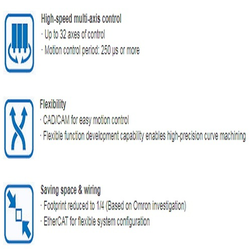 CK3E Motion Controller