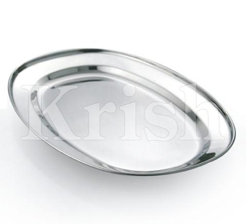 Semi Oval Tray