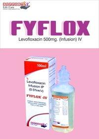 Levofloxacin 500mg + Sodium Cl. 900mg