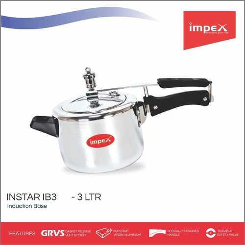 IMPEX Pressure Cooker 3 Ltr(INSTAR IB3)