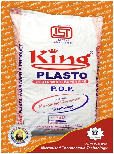 King Plasto Plaster Of Paris