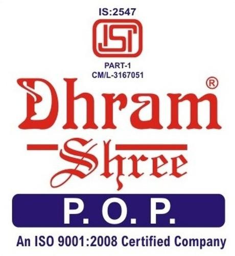 Dharm Shree Plaster Of Paris