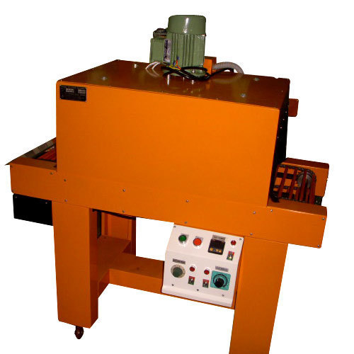 Semi Automatic L Sealer Shrink Wrapping Machine
