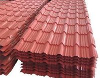 Color Coated Profile Roofing Sheets