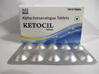 Alpha Ketoanalogue Tablet (KETOCIL)