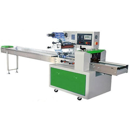 Pillow Wrapping Machine
