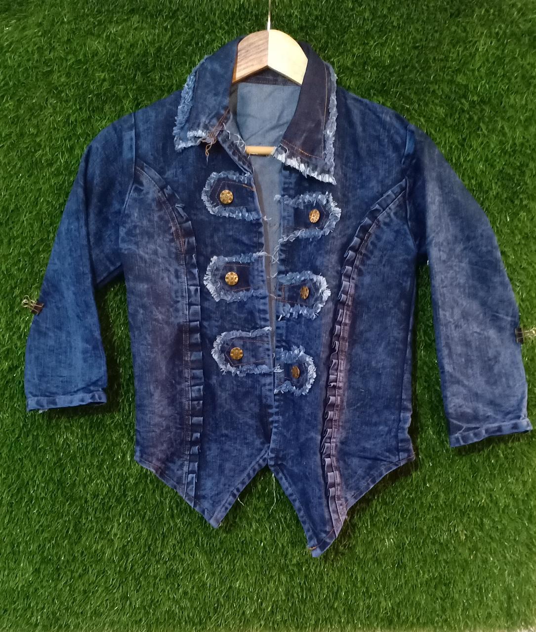 fancy denim jackets