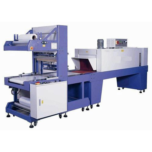 Commercial Bottle Shrink Wrapping Machine