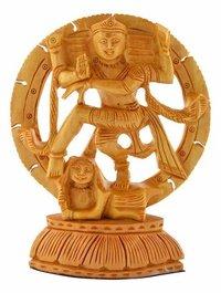 Wooden Nataraja Stetu Idol