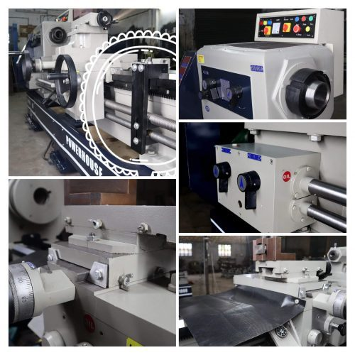 Heavy Duty All Gear Lathe Machine  7 / 9 / 12 / 14 Feet