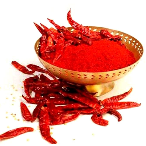 Red Dry Chilli Powder