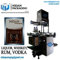 Liquor Pouch Packaging Machine