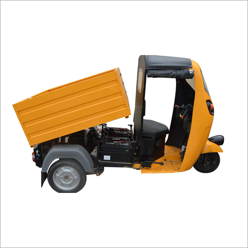 Hydraulic Electric Battery Operated Loader