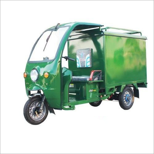 Battery Operated Cargo Van E Loader