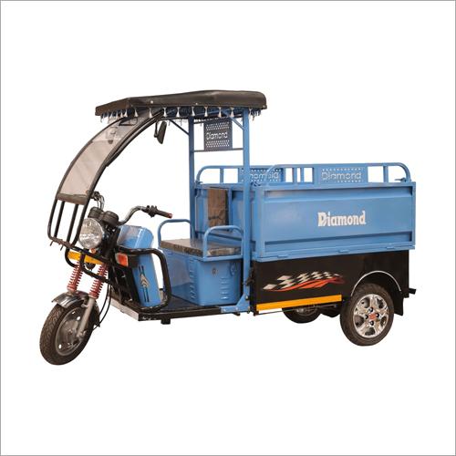 Cargo E Rickshaw Loader