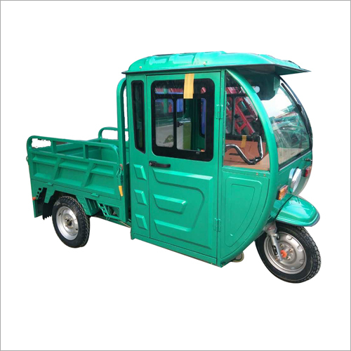 Three Wheeler Battery Operated Loader