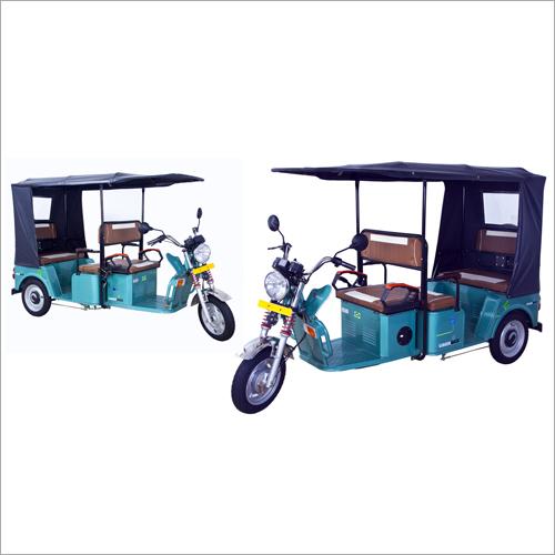 YUANDI Electric Rickshaw