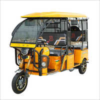 6 Seaters Electric Rickshaw
