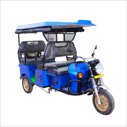 4 Seaters Electric Rickshaw